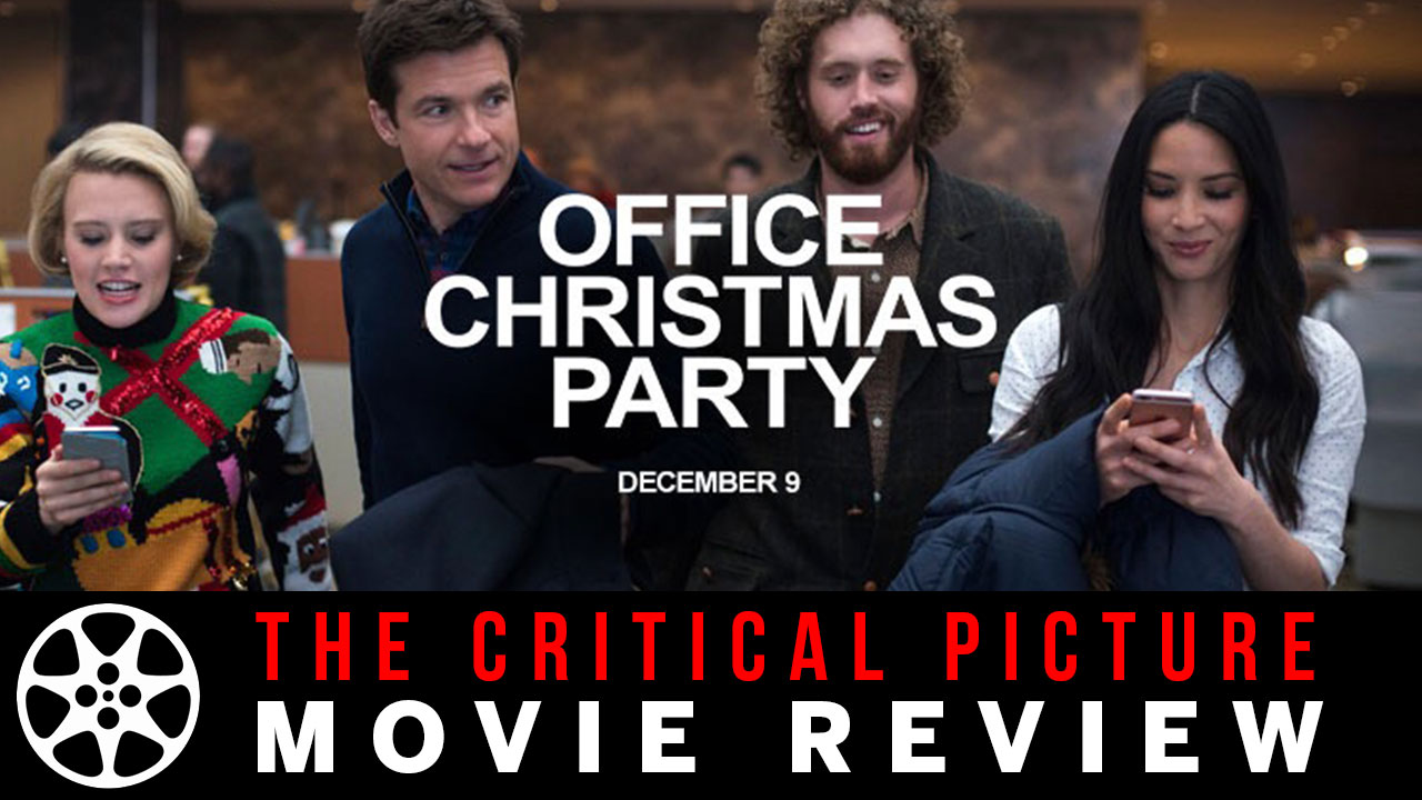 Office Christmas Party movie review - Chris Shelton - Critical ...